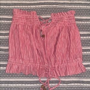 Free People tube crop top